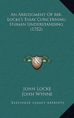 locke essay concerning human understanding text online